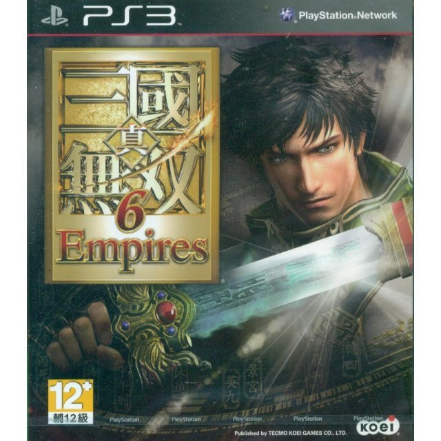 Shin Sangoku Musou 6 Empires (Japanese Version)