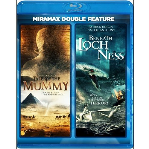 Russell Mulcahy's Tale of the Mummy / Beneath Loch Ness