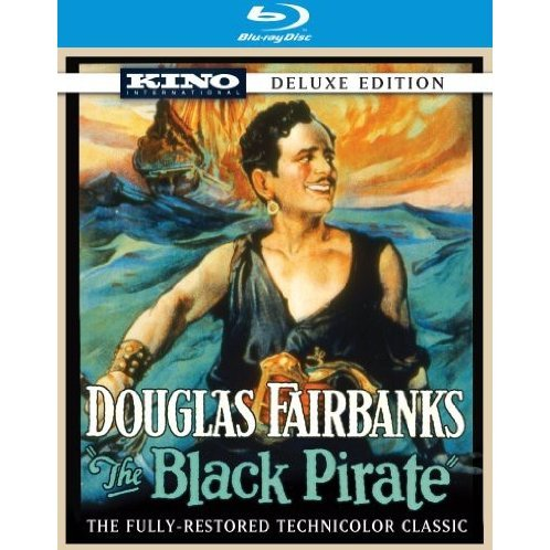 The Black Pirate [Deluxe Edition]