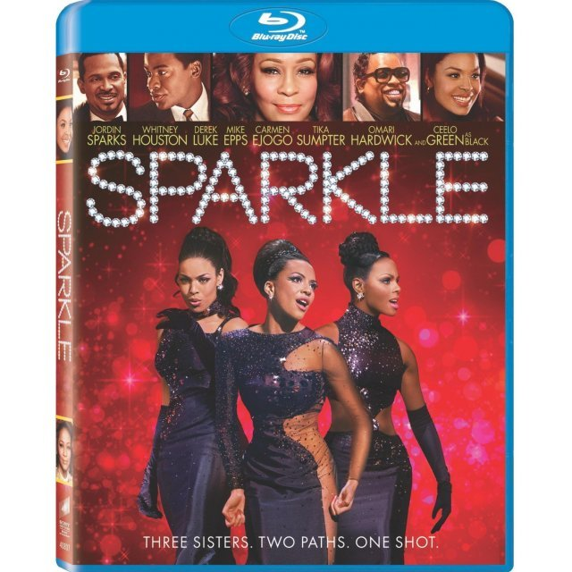 Sparkle [Blu-ray+UltraViolet Digital Copy]