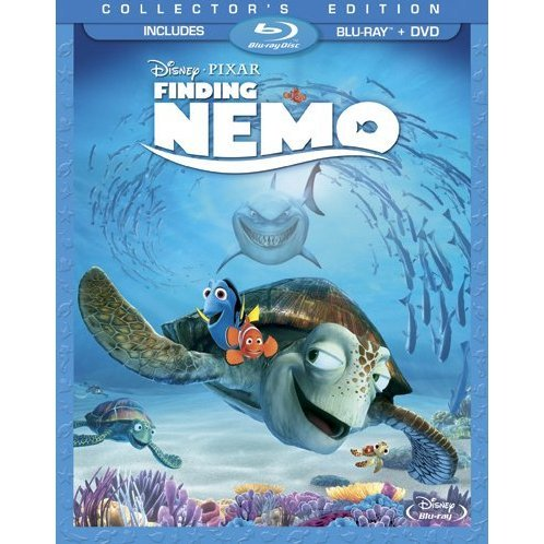 Finding Nemo [Collector's Edition: Blu-ray+DVD]