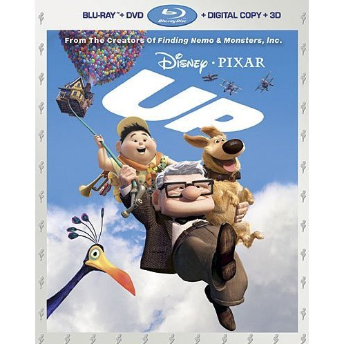 Up 3D [5-Disc Combo Pack]