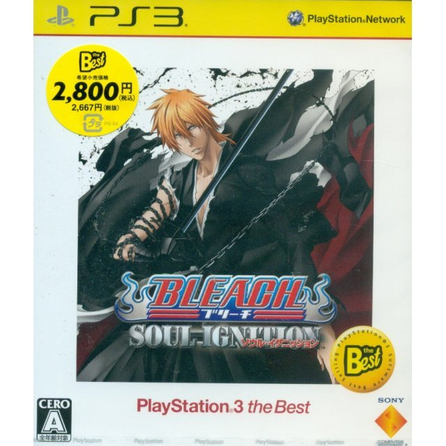 Bleach: Soul Ignition (Playstation 3 the Best)