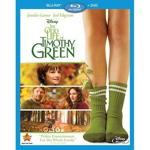 The Odd Life of Timothy Green [Blu-ray+DVD]