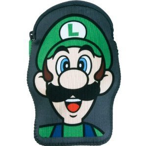Neoprene Case for 3DS LL (Luigi)