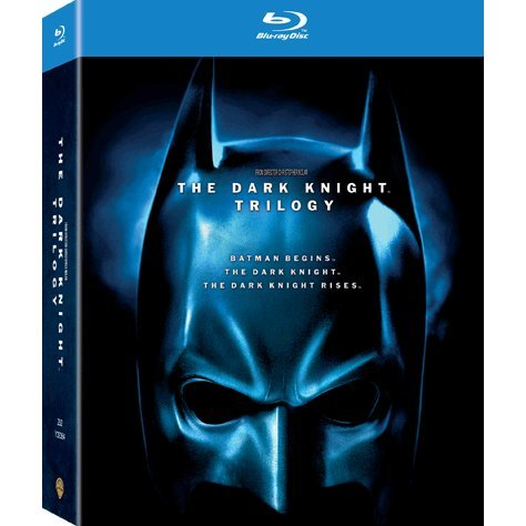 The Dark Knight Trilogy Limited Edition Giftset [5-Disc]