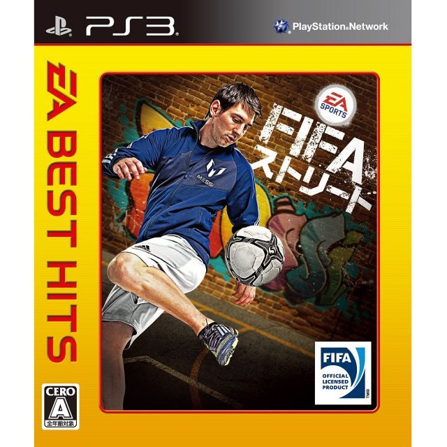 FIFA Street (EA Best Hits)