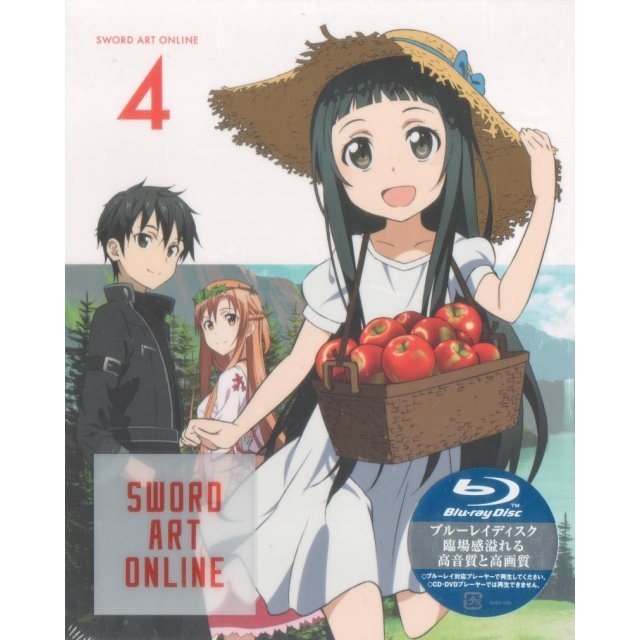 Sword Art Online 4 [Blu-ray+CD Limited Edition]