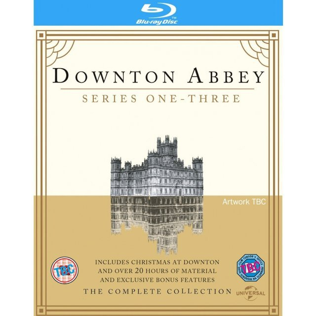 Downton Abbey: Series 1-3 (The Complete Collection)