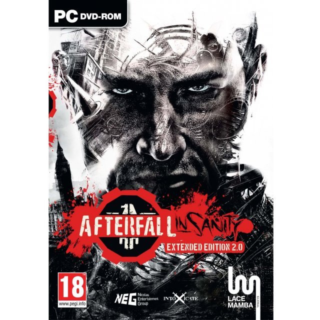 Afterfall: InSanity Extended Edition 2.0 (DVD-ROM)