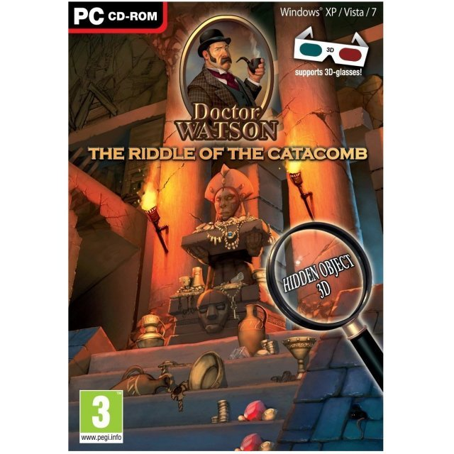 Doctor Watson: The Riddle of the Catacomb (DVD-ROM)