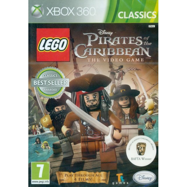 LEGO Pirates of the Caribbean (Classics)