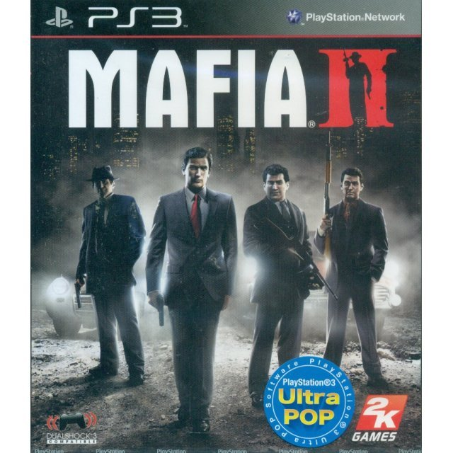 Mafia II (PS3 Ultra Pop)