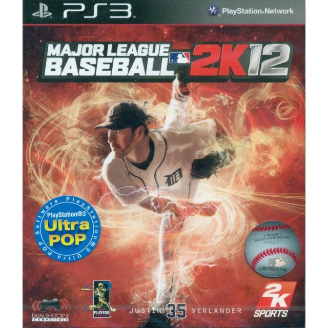 Major League Baseball 2K12 (PS3 Ultra Pop)