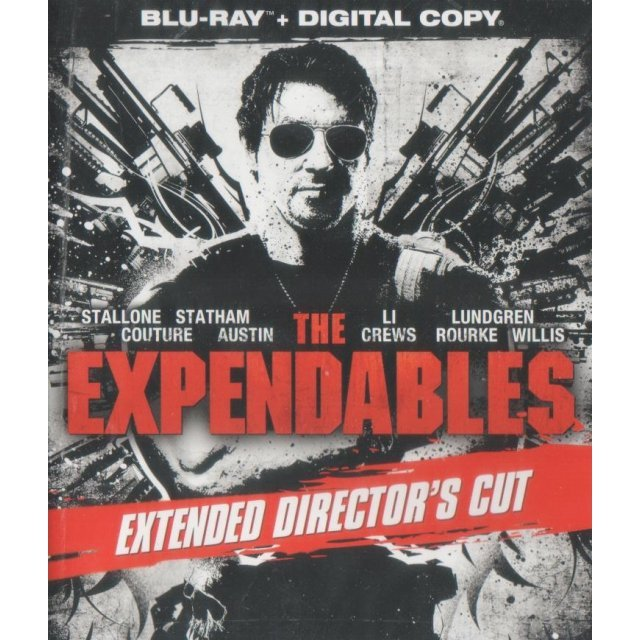 The Expendables [Extended Director's Cut]