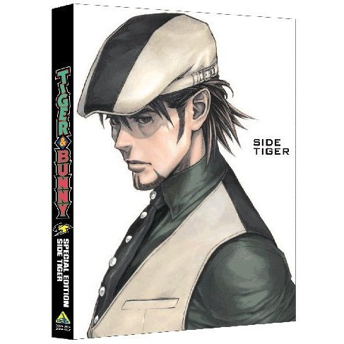 Tiger & Bunny Special Edition Side Tiger [Blu-ray+CD Limited Edition]