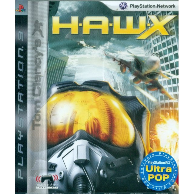 Tom Clancy's H.A.W.X. (PS3 Ultra Pop)
