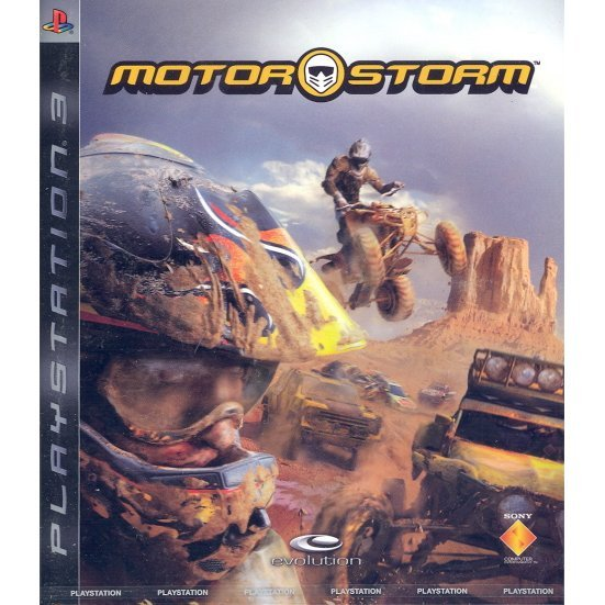 MotorStorm (PS3 Ultra Pop)