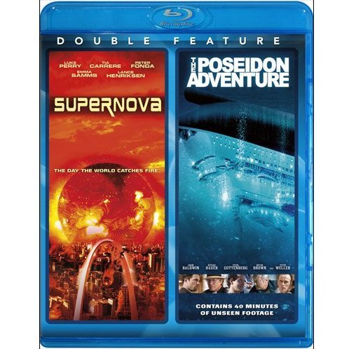 Supernova / Poseidon Adventure (Double Feature)