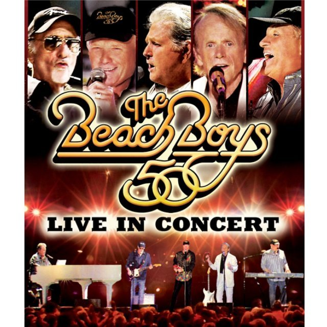 The Beach Boys: Live in Concert (50th Anniversary)