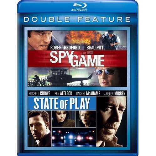 Spy Game / State of Play