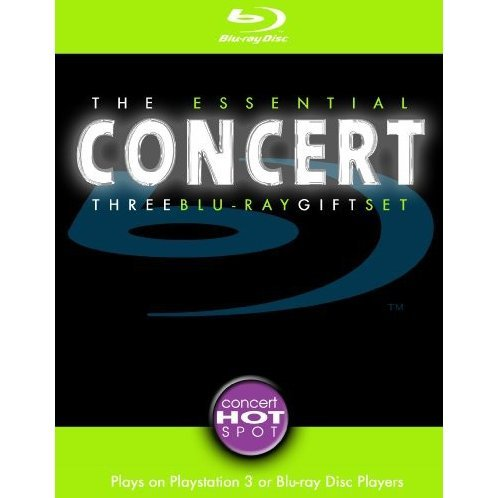 Chs Essential Concert Giftset