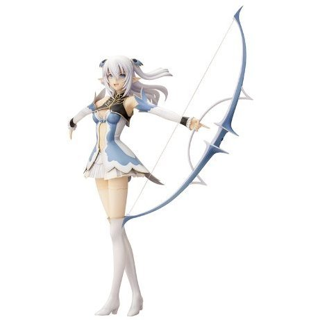 Shining Blade 1/8 Scale Painted PVC Figure: Altina Mel Sylphis