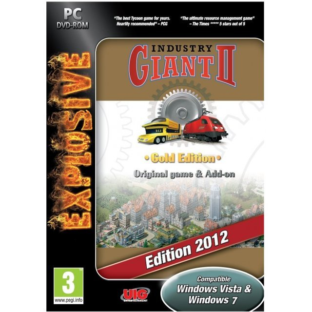 Industry Giant 2012 Edition (DVD-ROM)