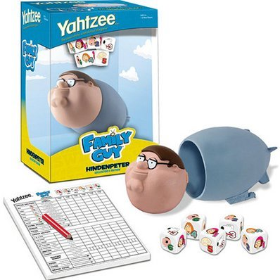 Yahtzee Family Guy (Collector's Edition)