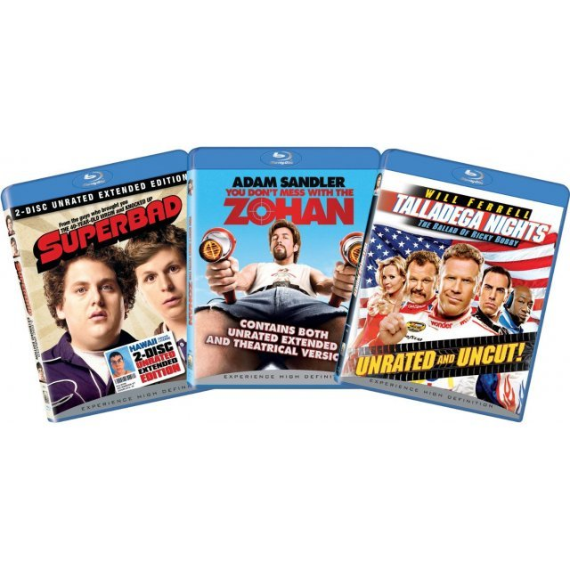 Blu-ray Comedy Bundle - Volume 1
