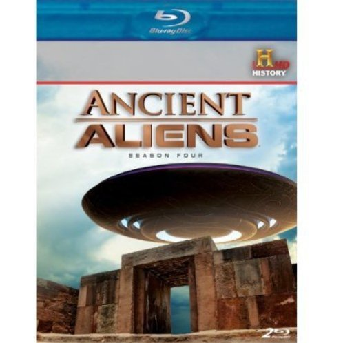 Ancient Aliens: The Complete Season 4