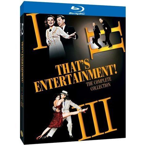 That's Entertainment Trilogy Gift Set
