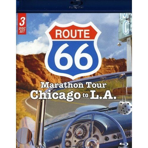 Route 66: Marathon Tour: Chicago to L.A.