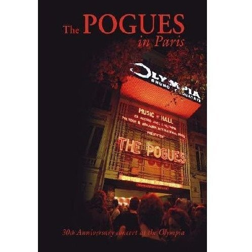Pogues in Paris: 30th Anniversary Concert at Olympia