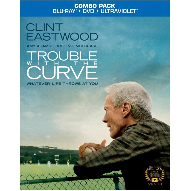 Trouble With The Curve [Blu-ray+DVD+UV Digital Copy]