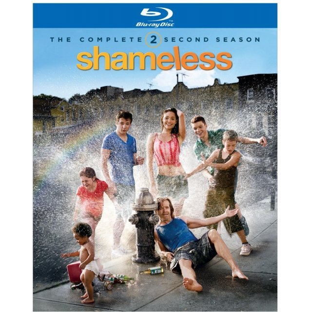 Shameless: The Complete Second Season [Blu-ray+UV Digital Copy]