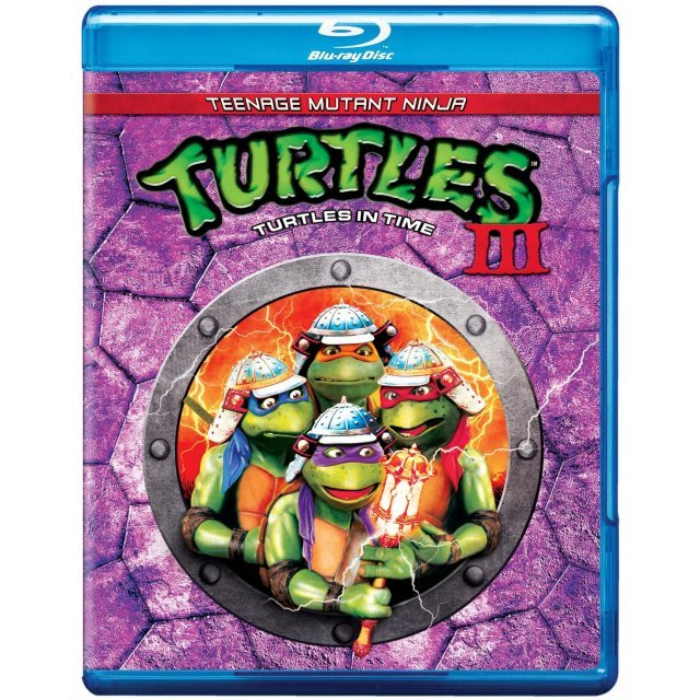 Teenage Mutant Ninja Turtles III: Turtles in Time