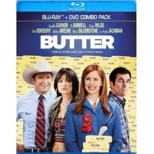 Butter [Blu-ray+DVD]