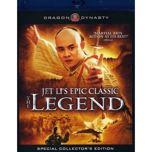 Jet Li's Epic Classic the Legend of Fong Sai Yuk