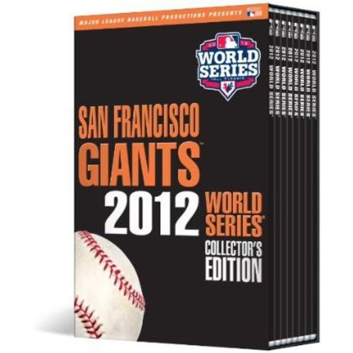 San Francisco Giants: 2012 World Series [Collector's Edition]