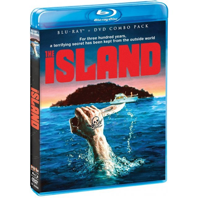 The Island [Blu-ray+DVD Combo Pack]