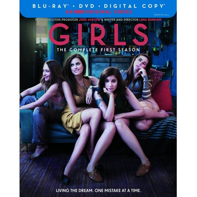 Girls: The Complete First Season [Blu-ray+DVD+UV Digital Copy]