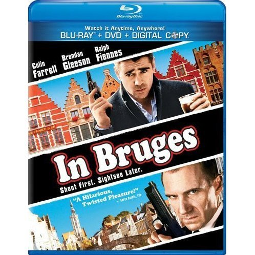 In Bruges [Blu-ray + DVD + Digital Copy]