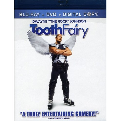 Tooth Fairy [Blu-ray + DVD + Digital Copy]