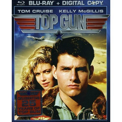 Top Gun [Blu-ray + Digital Copy]
