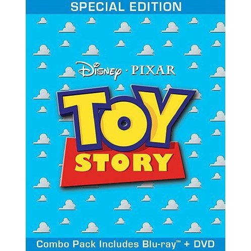 Toy Story [Blu-ray + DVD Combo Pack]