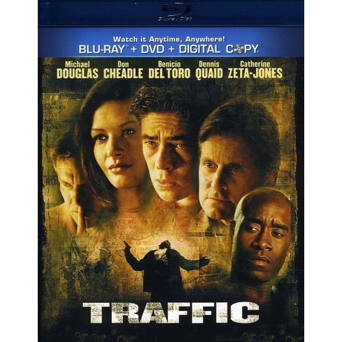 Traffic [Blu-ray + DVD Combo + Digital Copy]