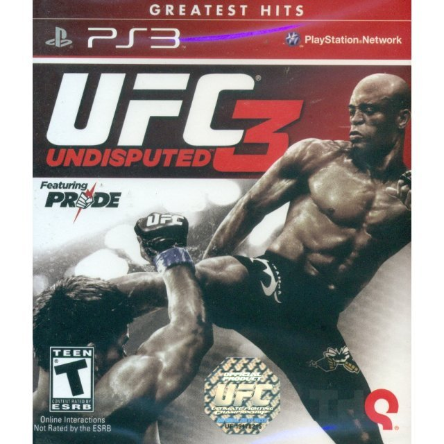UFC Undisputed 3 (Greatest Hits)