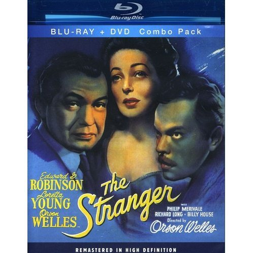 The Stranger [Blu-ray + DVD Combo Pack]