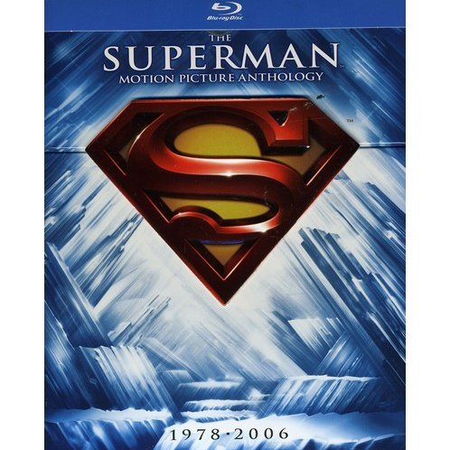 The Superman Motion Picture Anthology [8-Disc Combo Pack]